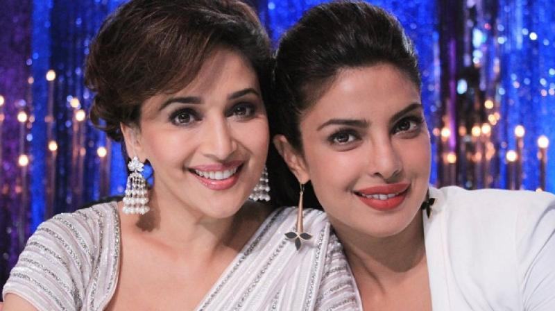 Madhuri Dixit Nene reveals how Priyanka Chopra came on board for their next