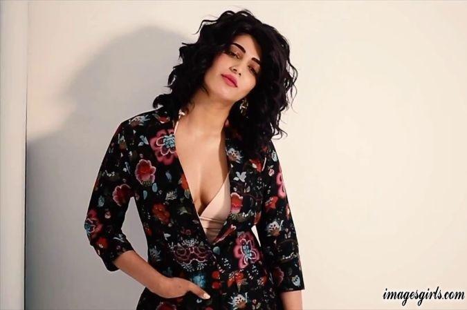 Shruti Haasan Photoshoot Hello Magazine March 2018
