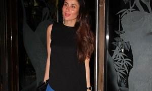 Kareena Kapoor Photoshoot At Birthday Party