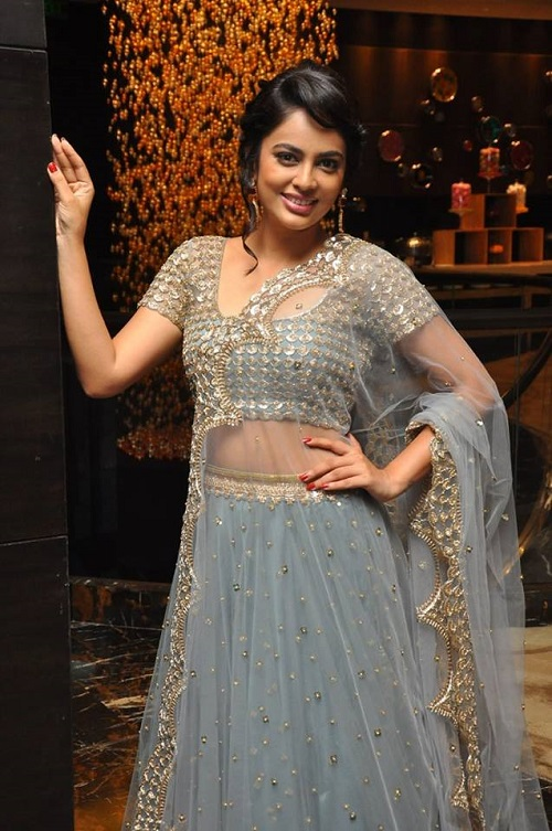 Nandita Swetha Latest Photoshoot in chaniyacholi