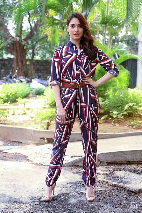 Tamannah Bhatia Images in stylishdress