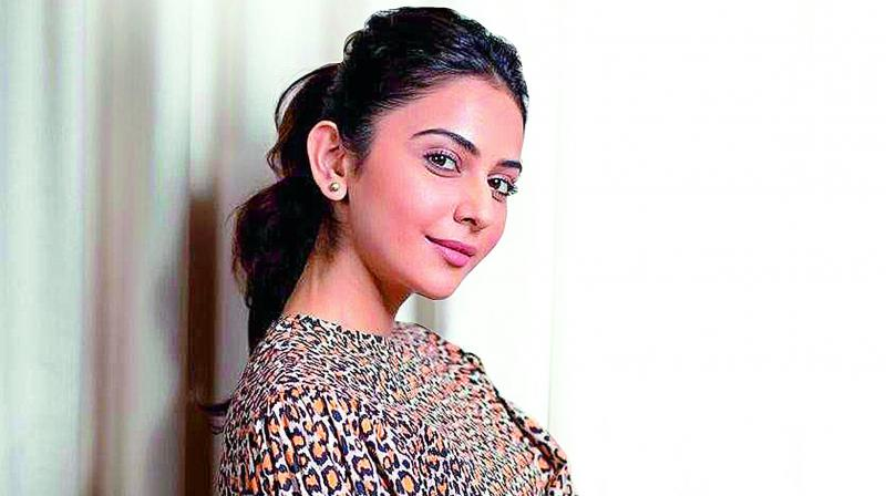 Good times for Rakul Preet Singh