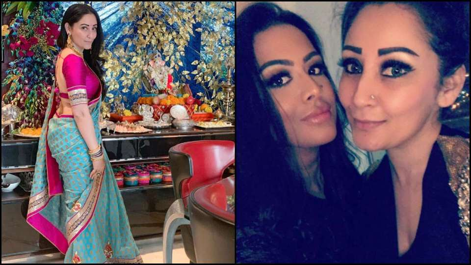 Sanjay Dutt's daughter Trishala Dutt gushes over Maanayata Dutt's latest photo