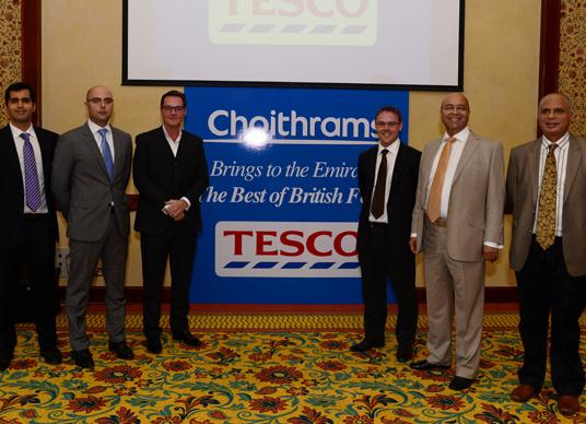 Choithrams Signs Exclusive Agreement To Offer Tesco Private Label