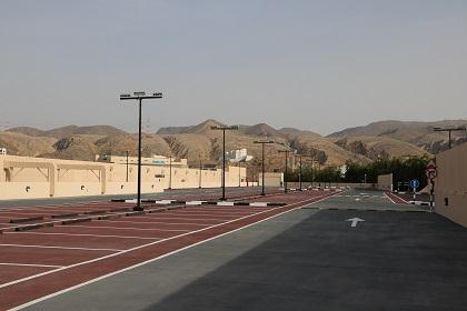 City Centre Qurum's new car park facilities