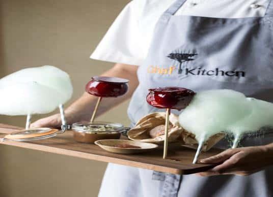 Ghaf Kitchen's Brighton Rock Iftar pop-up