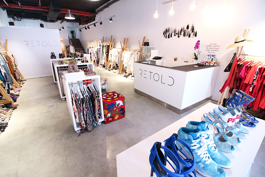 RETOLD explains relevance of pre-loved fashion