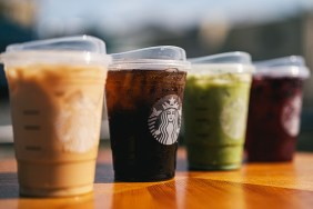 Starbucks launches strawless lids for iced beverages