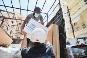 Mercato partners with UNHCR