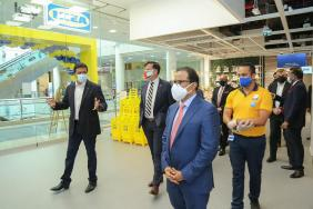 IKEA opens new store in Abu Dhabi