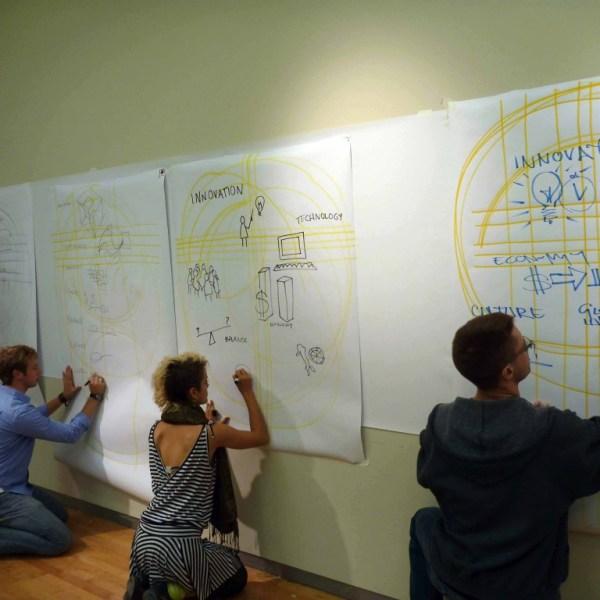 ImageThink Visual Communication Workshop at RISD