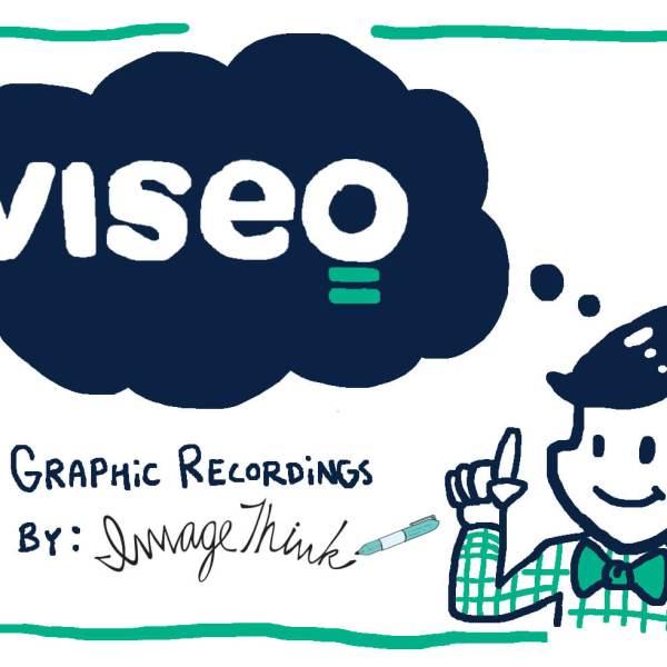 ImageThink at Viseo Talent Summit 2017, digital graphic recording by James Lake