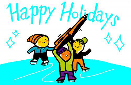 happy holidays, 2017, imagethink, graphic recording