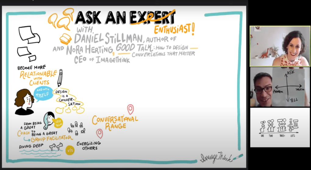 Live Ask the Expert event with ImageThink and Daniel Stillman