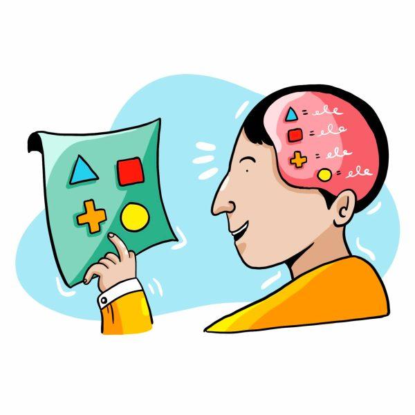 ImageThink illustration of visual mnemonics and memory devices