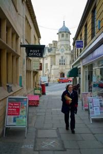 the Shambles in Bradford on Avon