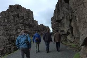 Thingvellir footpath