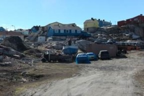 The city of Ilulissat