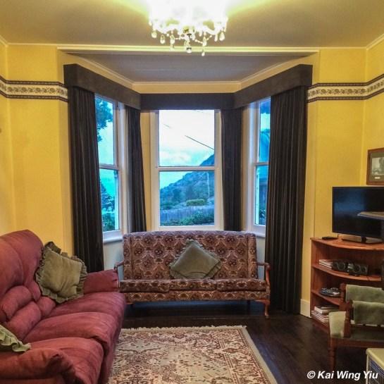 Inside Abbott's Cottage