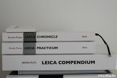 Leica Practicum and other books