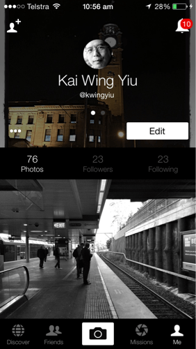 EyeEm Screenshot 1