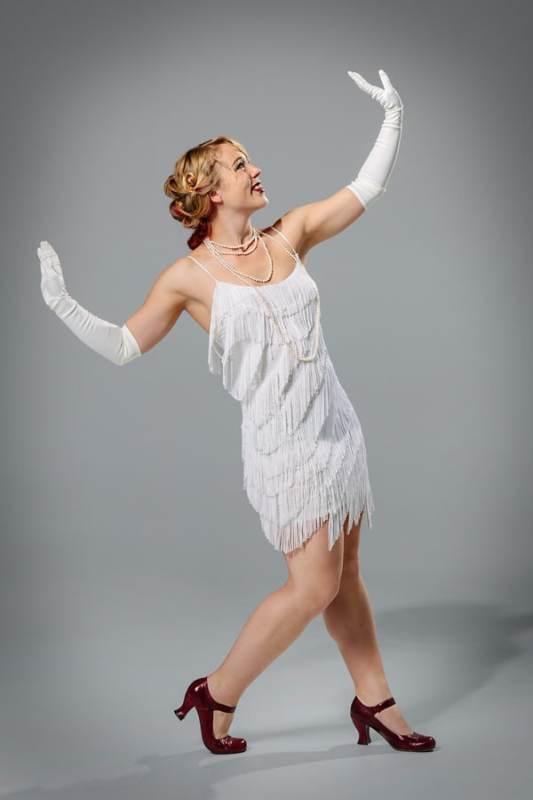 Dance burlesque cabaret promo photography by Sharon Blance Melbourne photographer - Image Workshop Photography