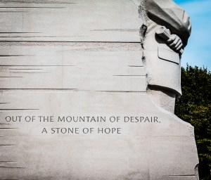 MLK, Jr. Memorial