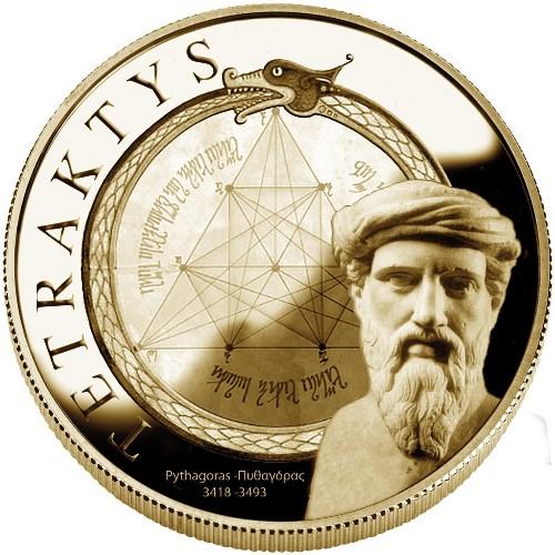 Resultado de imagem para imagens de versos de ouro de pitágoras