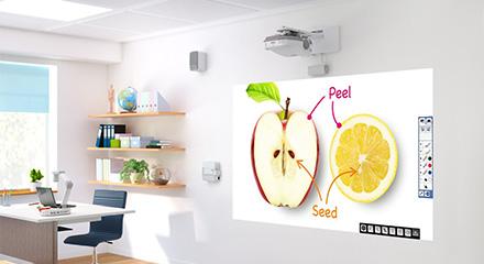 Proyectores interactivos Epson