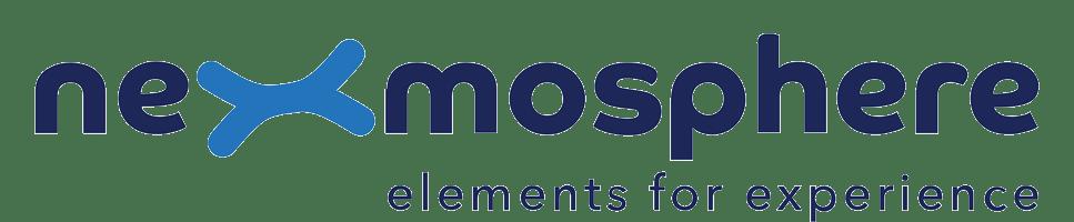Logo Nexmosphere elements form experience