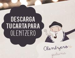 carta olentzero ilustración imaginaran donostia gipuzkoa