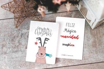 feliz navidad imaginaran