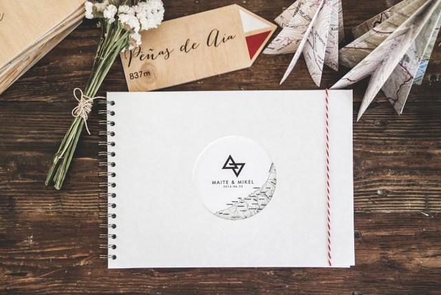 libros de firmas para boda personalizado
