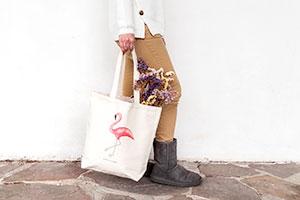 Bolsas bonitas para tu día a día | Tote bags y bolsas de tela de algodón orgánico