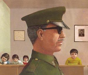 Ilustración de Alfonso Ruano para La Composición
