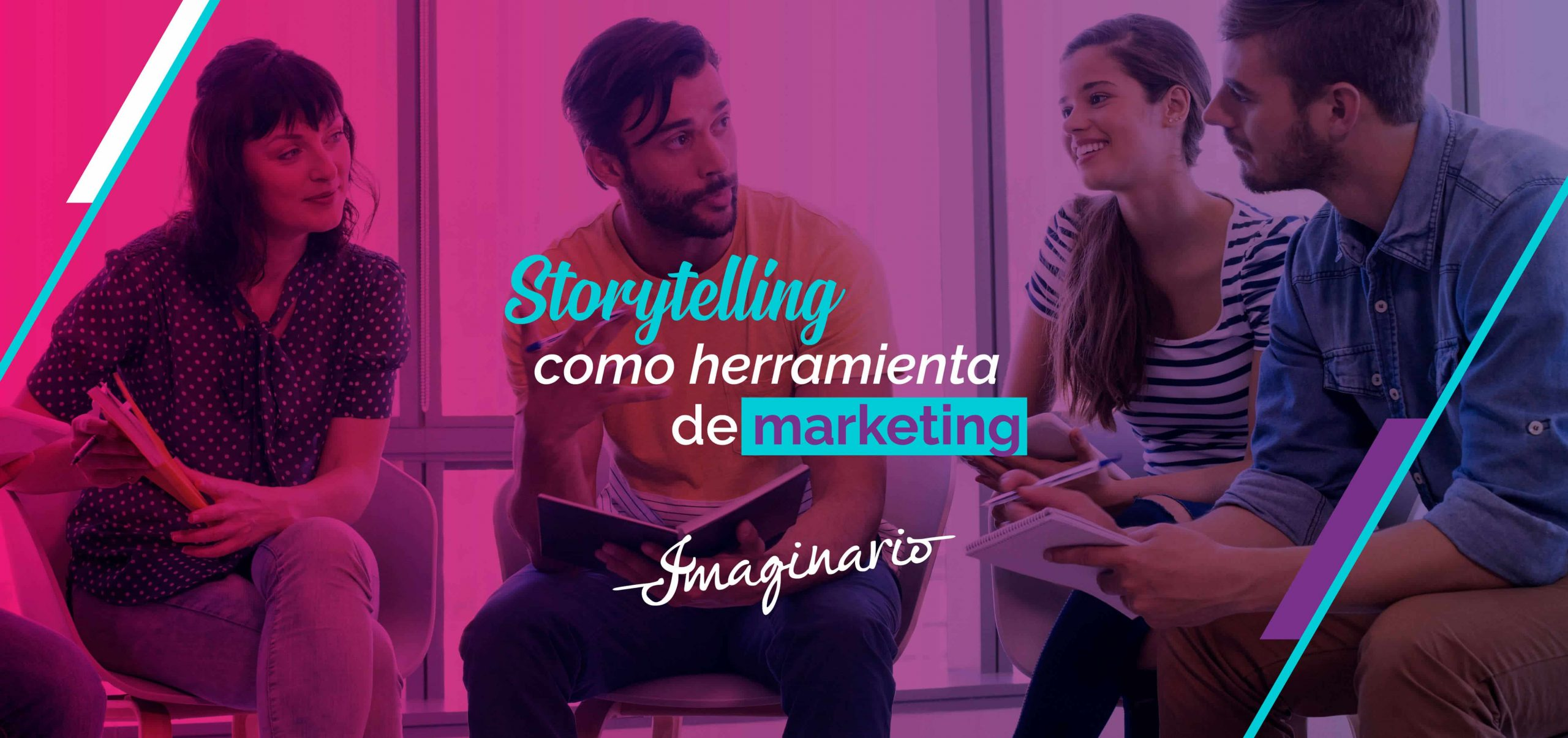 Storytelling como herramienta de marketing