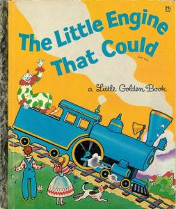 "Cover of ""The Little Engine That Could"""