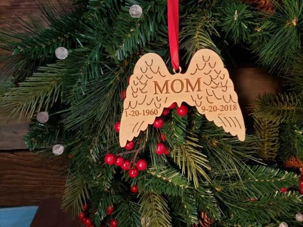 Christmas Ornament Memorial