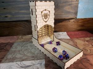 Dwarven Keep Dice Set
