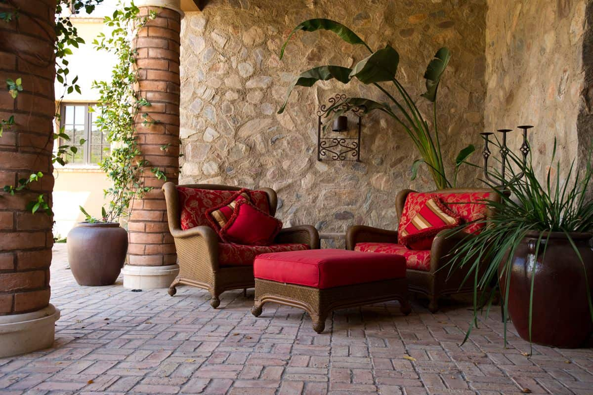 pillows for your patio furniture