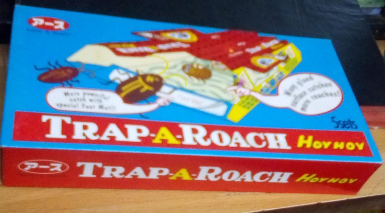 trap-a-roach