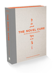 the novel cure - a book that informed my therapy approach