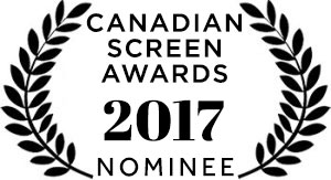 Canadian Screen Awards 2017 Nominee