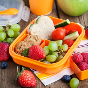 Back to School – Lunchboxes Made Easy
