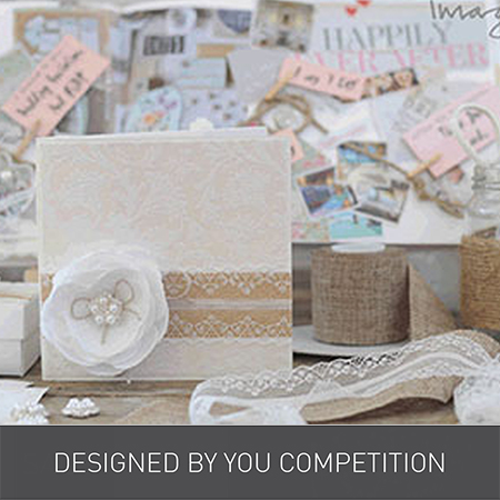 Designed By You Competition Wedding Invitations from Imagine DIY | Home of DIY Wedding Stationery, Laser Cut, Crystal Embellishments and Craft Supplies