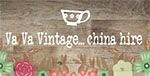 va va vintage china logo