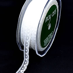 Ivory Lace Ribbon   part of our Lace range of DIY wedding stationery and craft supplies   Imagine DIY