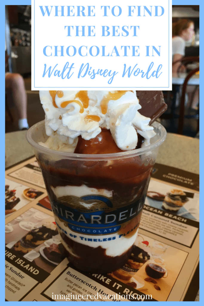 Where To Find The Best Chocolate At Walt Disney World