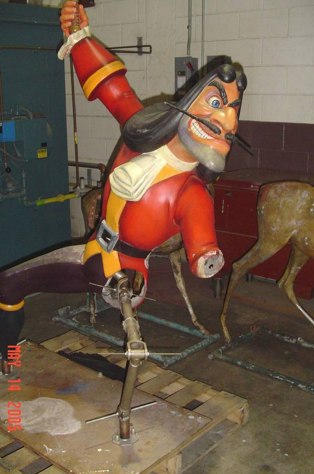 Inside Walt Disney World Maintenance Shops - Imagineering ...