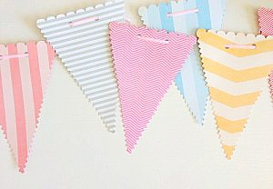 How to make an easy DIY party banner